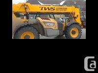 2013 JCB 702-42 Telehandler For Sale 2013 JCB 702-42