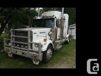 2012 Western Star 4900 EX Low Max PRICE REDUCED!