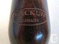 Backun Canada Fatboy 67.5 mm Cocobolo Bb Clarinet