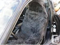 Genuine Merino Sheepskin Covers Provide Comfort Driving