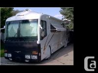 2001 American Coach 40MS, immaculately kept ,