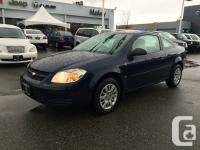 This Chevrolet Cobalt LS is a 2 Door Coupe. Powered by