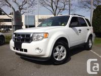 2009. Ford. Escape XLT 4X4 Auto Leather This is a