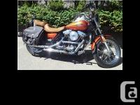 1985 Harley Davidson ASKING 6,000 OR BEST OFFER This