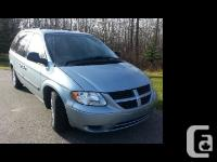 2006 Dodge Caravan Spotless condition Electric windows,