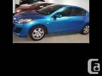 2010 Mazda Mazda3 Sedan Attractive condition Accident