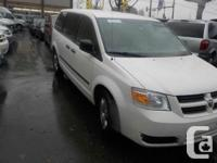 2010 DODGE GRAND CARAVA CARGO VAN ONLY 73000 K WITH