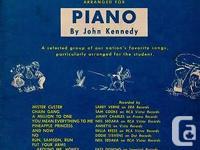 1960 Vintage Piano Music Book Chain Gang No