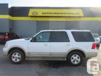 2006 FORD EXPEDITION EDDIE BAUER four