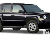 2009 Jeep Patriot SportJust traded in and in attractive