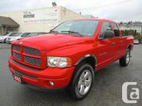 2002 Dodge Ram 1500 Laramie four Door Pickup Truck 5.9L