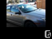 2008 Ford Fusion SEL AWD In exceptional condition both