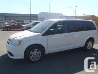 2012 Dodge Grand Caravan SE/SXT. automatic