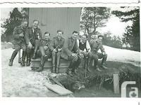 Original photo from WW2. German Soldiers.Fantastic