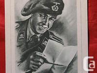 For Auction : A ORIG. OLD GERMAN POSTCARD 1937 100%