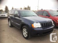 Calgary Pre-owned Car Sales 2009 Jeep Grand Cherokee