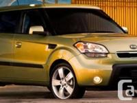 2010 Kia Soul two UFuel economy and ease of driving