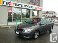 2010 TOYOTA COROLLA CE. LOCAL CAR. NO ACCIDENT. ONLY