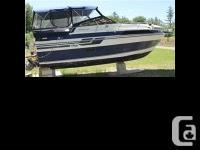 1986 Regal Ambassador 255 XL. This boat meets all the