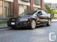 Driving Impressions The Audi A8 is the flagship sedan