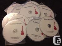 """Brand new """"GuitarJamz"""" original DVD's never been used"""
