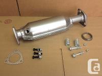 Honda CR-V catalytic converter **** NORTH AMERICAN MADE