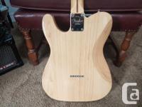 2015 Fender American Standard Natural Swamp Ash