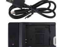1300mAh LP-E17 LPE17 LP E17 Portable USB Battery
