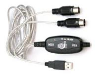 GadgetPlus.ca   Item:  USB to MIDI Keyboard PC