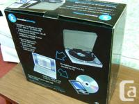 Innovation Technology USB Turntable. Boxed and in like