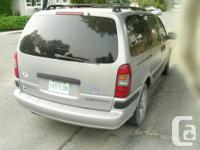 Make Chevrolet Model Venture Year 2001 Colour Brown