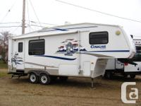 USED 2006 KEYSTONE COUGAR 245EFS - FIFTH WHEEL VIN: