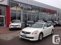 JUST TRADE IN THIS 2009 NISSAN ALTIMA 2.5 SL NISMO PKG
