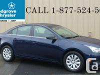 2011 Chevrolet Cruze LS Automatic at Woodgrove Chrysler
