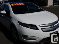 Make Chevrolet Model Volt Year 2012 Colour White kms