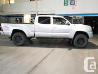 Make Toyota Model Tacoma Year 2012 Colour SILVER kms