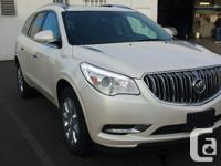 Make Buick Model Enclave Year 2013 Colour White