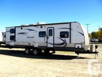 USED 2013 KEYSTONE SPRINGDALE 297BHSSR - TRAVEL