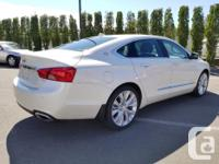 Make Chevrolet Model Impala Year 2014 Colour WHITE kms