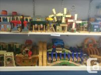 At Totally Thomas Town we have lots of Trackmaster,