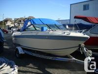 WELL MAINTAINED OLDER BOAT WITH 115 EVINRUDE AND 9.9