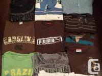 I have some Used Mint condition T-shirts for