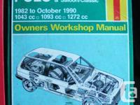 -Haynes VW Golf and Jetta Service and Repair Manual