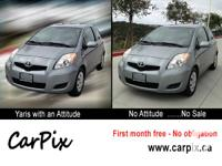 TWO PICTURES OF THE SAME CAR. FIRST THE CARPIX VERSION