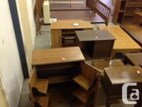 Assorted load of used furniture...Coffee tables, end