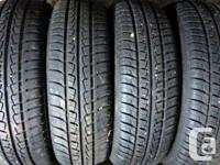 used tires-- fit some vehicles or any dock as bumpers.