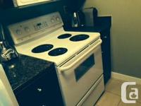 I am replacing kitchen appliances in my condo,