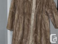 I have 3 fur coats (2 mink and one raccoon with wolf