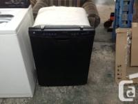 Used GE DISHWASHER IN EXCELLENT CONDITION with complete