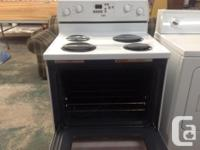 Used INGLIS STOVE in excellent LIKE NEW condition. I